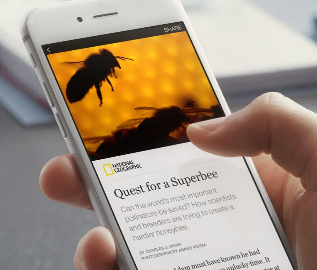 Instant articles for Content marketers